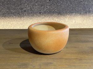 緋色ミニ火鉢